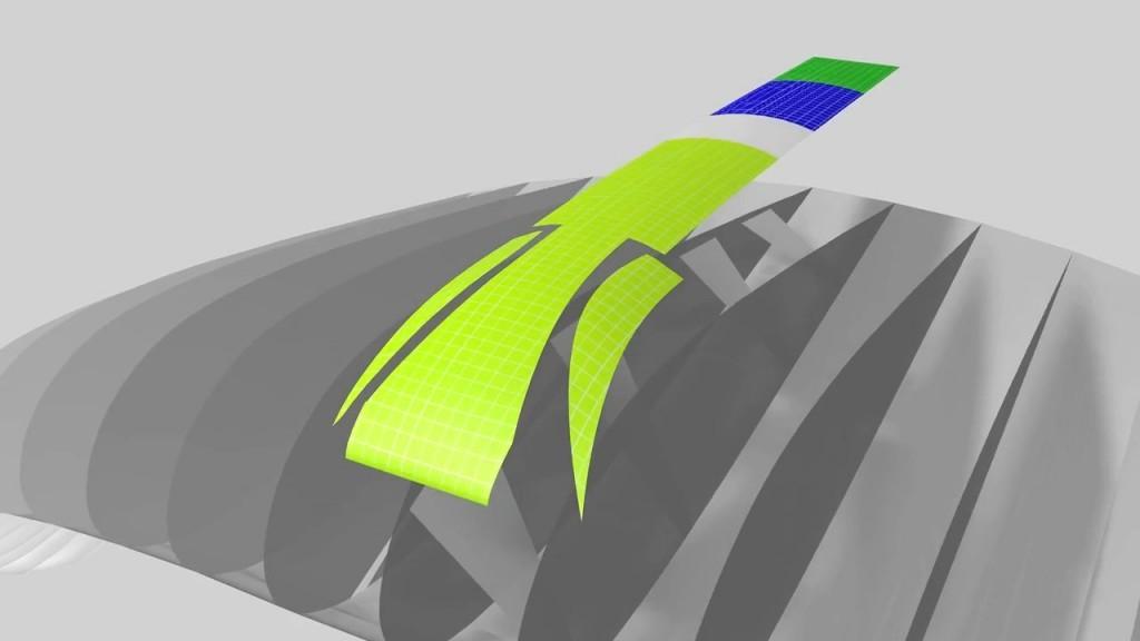 Bruce Goldsmith y su nuevo diseño de ala.