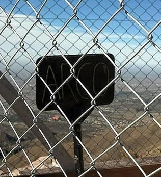 Cercaron parte de la cumbre del Cerro Arco