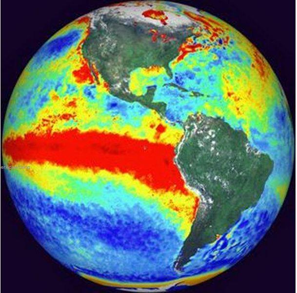 ¿Cómo influye El Niño en nuestra temporada de vuelo?
