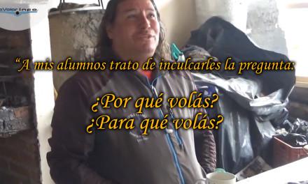 """Entrevista a Hugo """"Rubio"""" Ávila"""