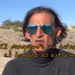 """Entrevista a Pablo """"El Cóndor"""" Kuniss"""