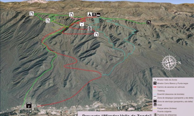 "Proyecto ""Mirador Valle de Zonda"""