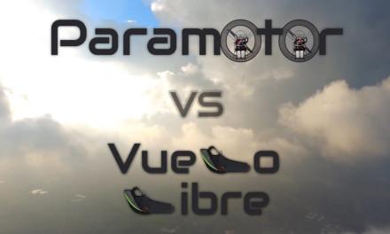 Paramotor VS Vuelo Libre