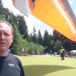 Marcelo Bozzo, Pte. de la FAVL en Europa