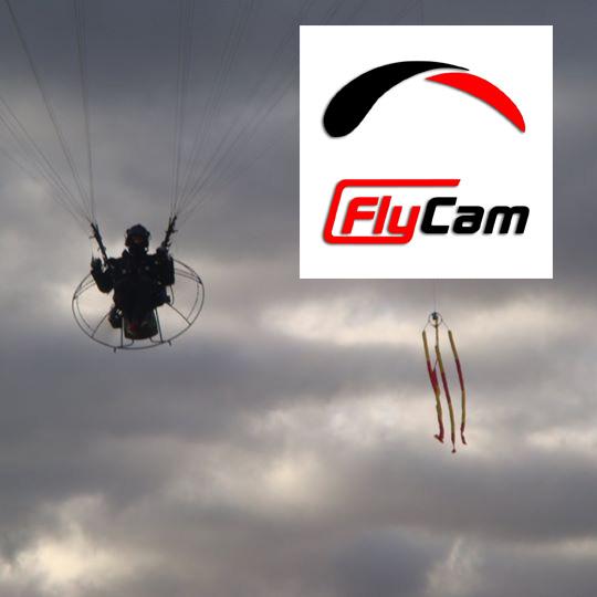FlyCam, el porta cámara o cámara seguidora.
