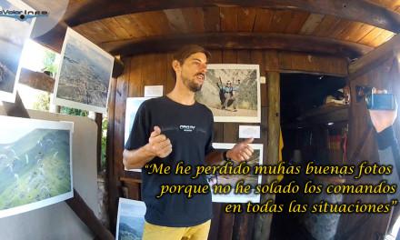 """""""Desafiando la gravedad"""": Encuentro con """"El Rider"""""""