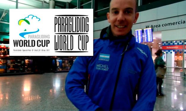 Michel Guillemot rumbo a la PWC Brasil 2017