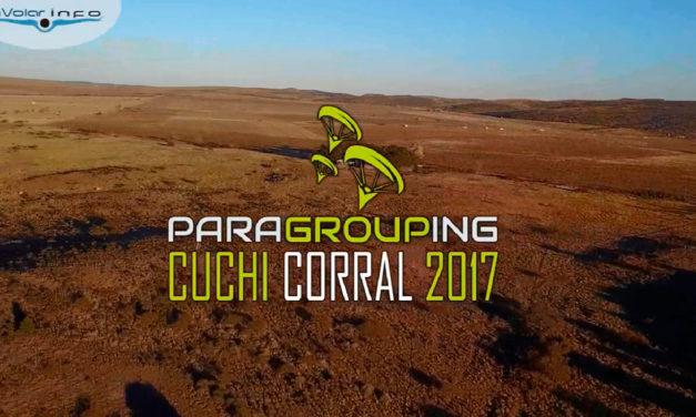 Resumen del ParaGrouping Cuchi Corral 2017